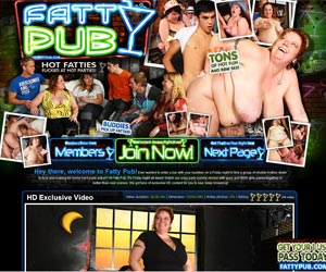 Fatty Pub - fat girls parties