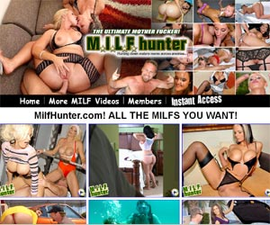 MILF Hunter - The Ultimate Mother Fucker