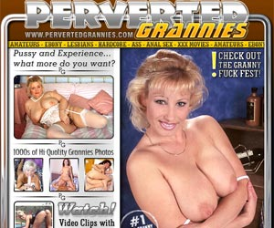 Perverted Grannies - Check Out The Granny Fuck Fest